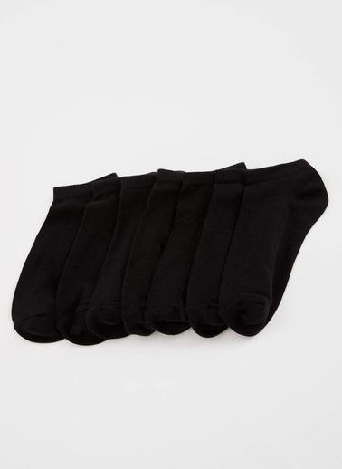 DeFacto Çorap Seti Siyah